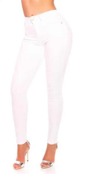Casual Skinny High Waist Jeans
